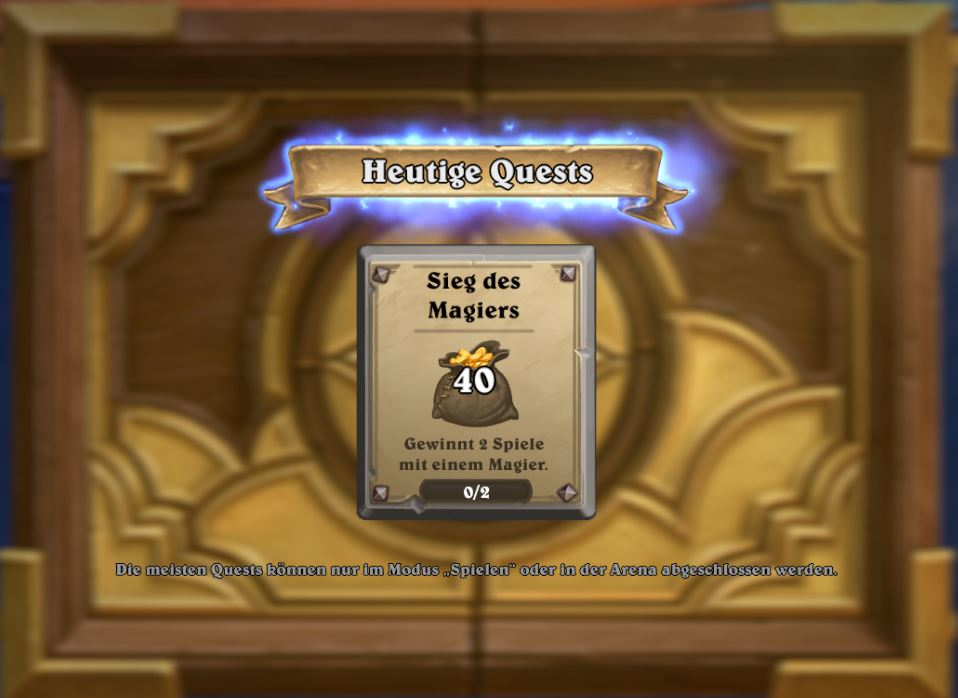 hearthstone-daily-quests-achievements-heutige-quest-sieg-des-magiers-40-gold