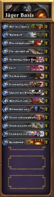 hearthstone-guide-jaeger-basis-kartendeck